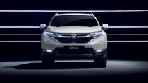 2018 Honda CR-V Hybrid Prototype (Euro Spec)