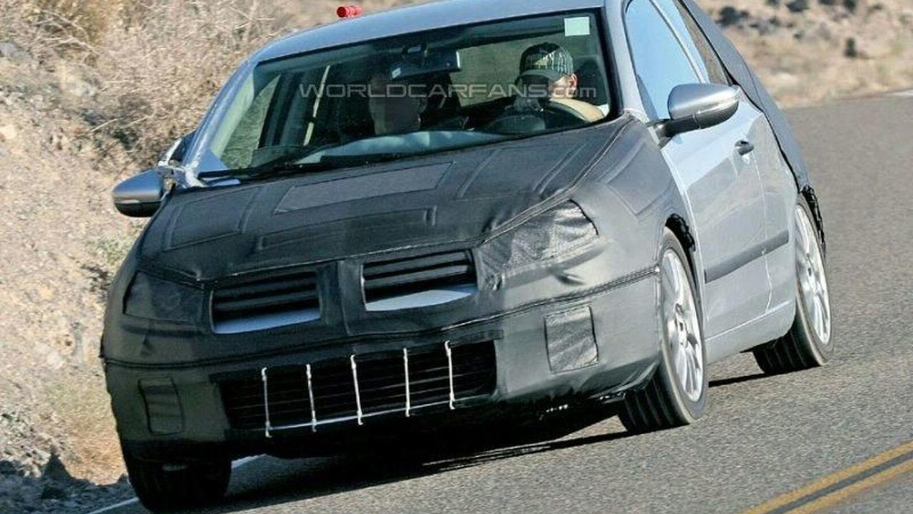 Volkswagen Rabbit VI spy photo