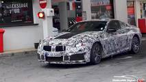 BMW 8 Series Spy Video