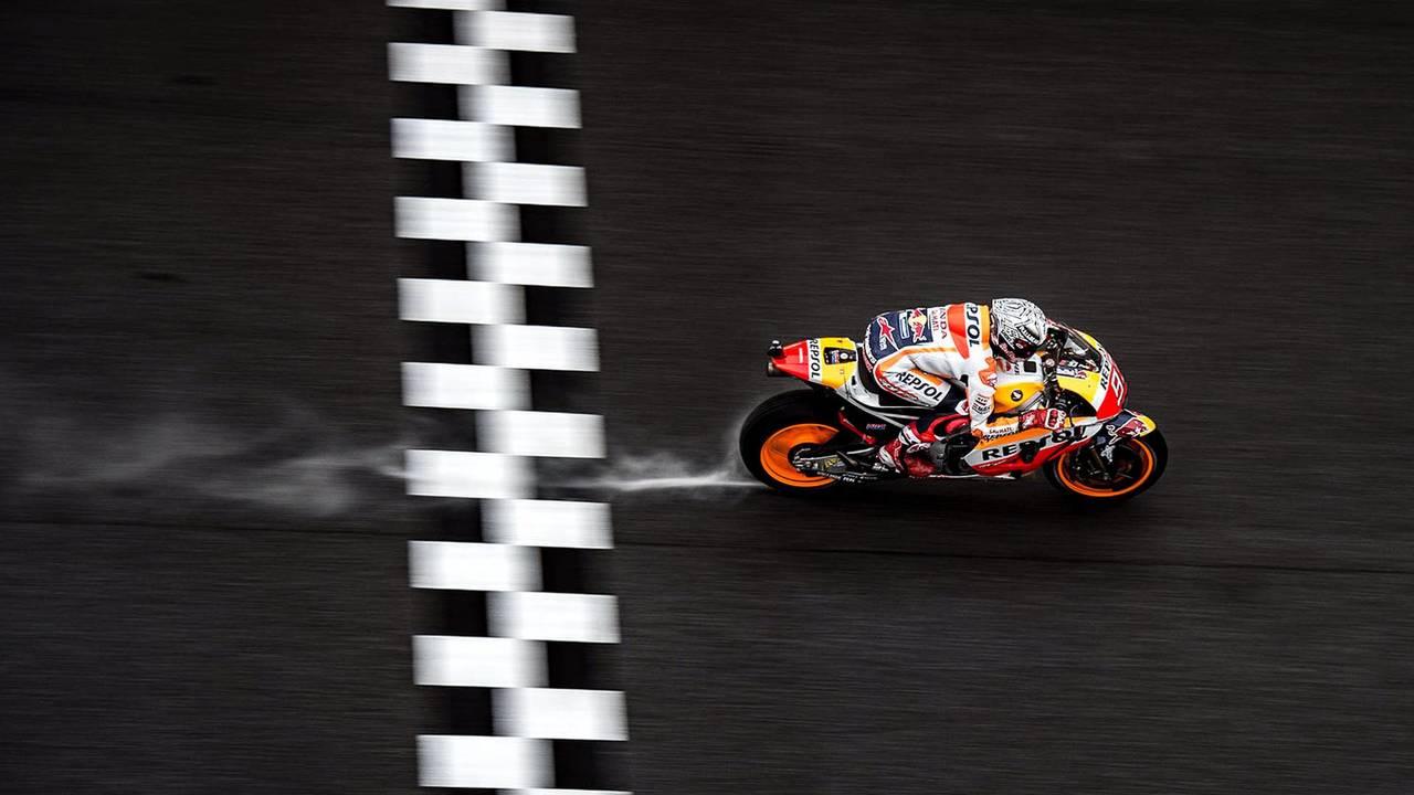 Marc Márquez, campeón MotoGP 2017