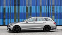 5-spoke wheels for Mercedes-Benz C-Class