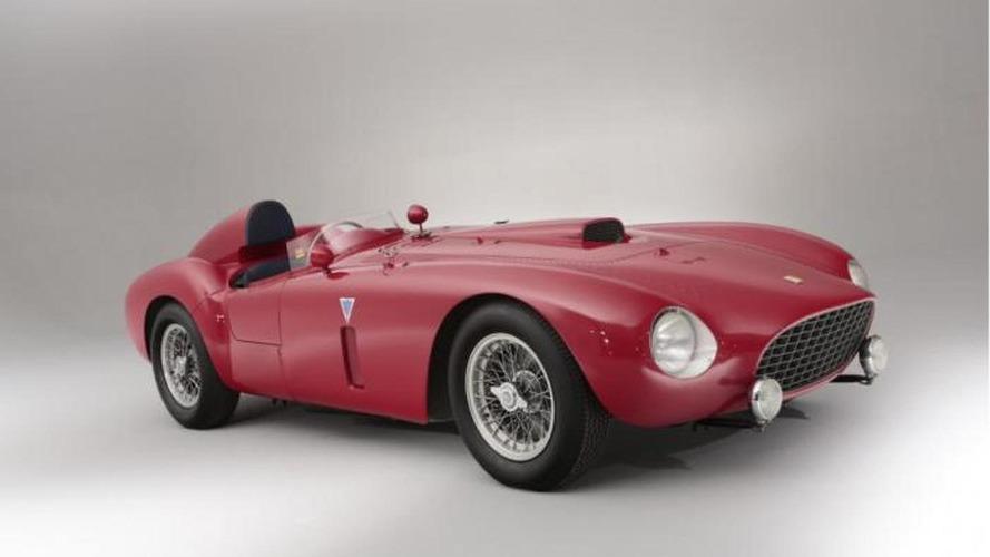 1954 Ferrari 375-Plus sold for $18.3M at Goodwood Festival of Speed