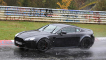 Aston Martin V12 Vantage S GT3 spy photo