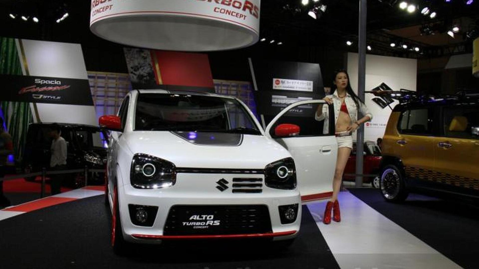 Description suzuki alto turbo rs concept front right 2015 tokyo auto - Description Suzuki Alto Turbo Rs Concept Front Right 2015 Tokyo Auto 6