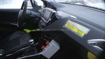 Opel crossover mule spy photo