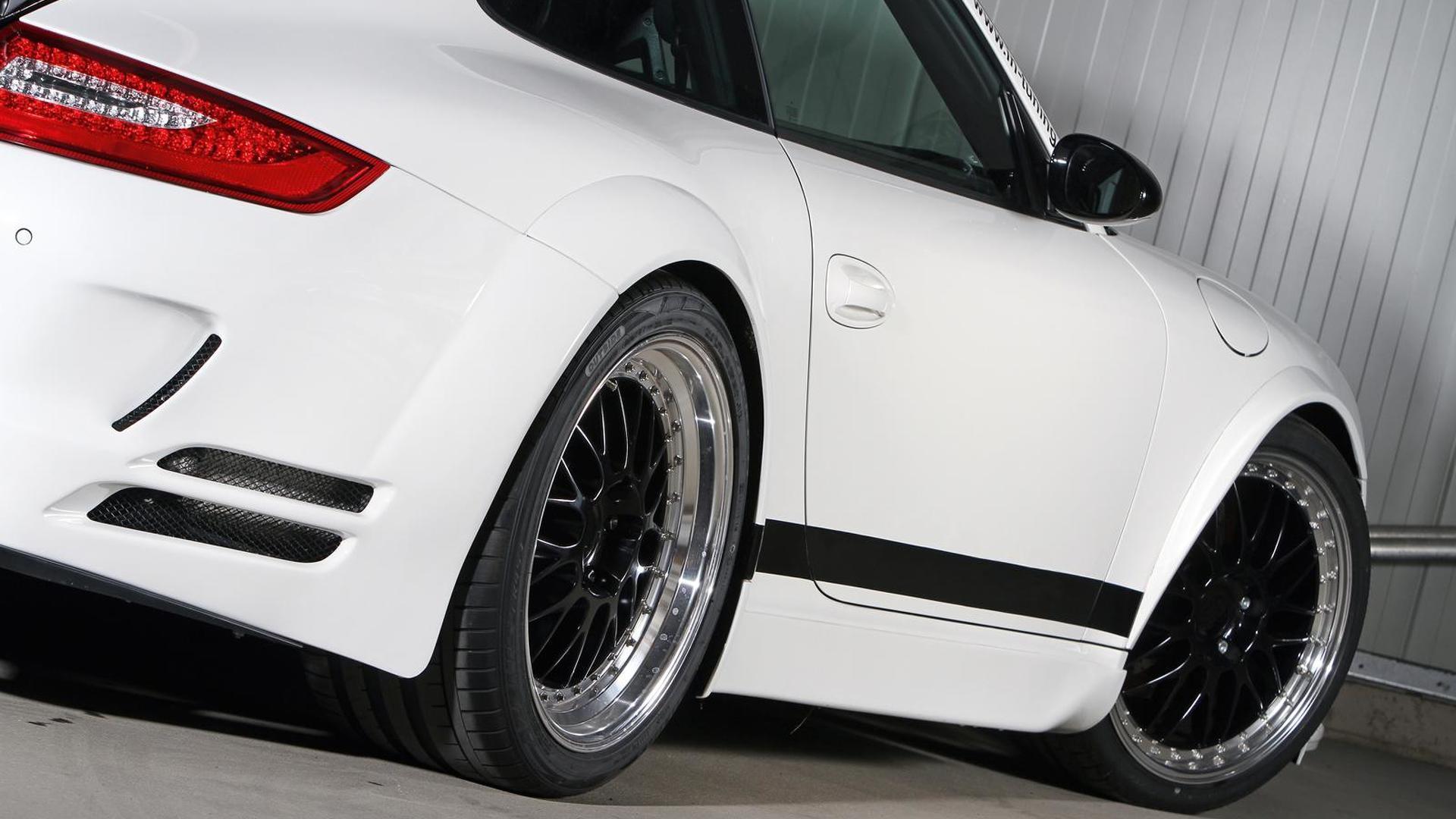 Porsche 911 в кузове 997 от Ingo Noak Tuning