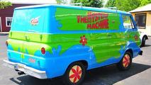 Scooby-Doo Mystery Machine - 9.6.2011