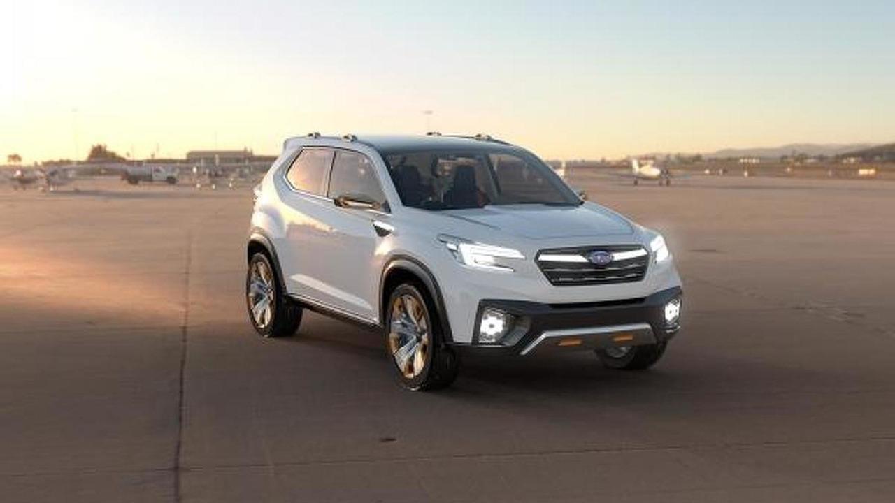 Subaru VIZIV Future