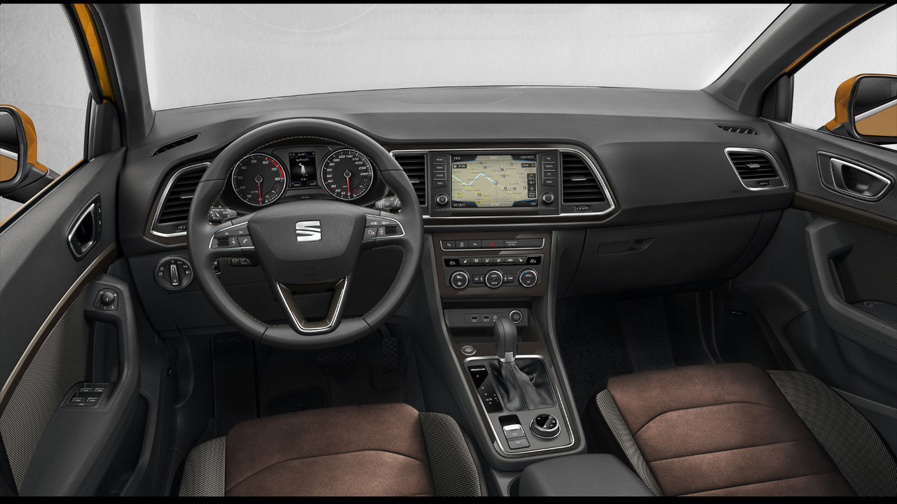 SEAT Ateca 2017