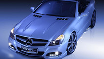 Mercedes SL by Piecha Design - 18.8.2011