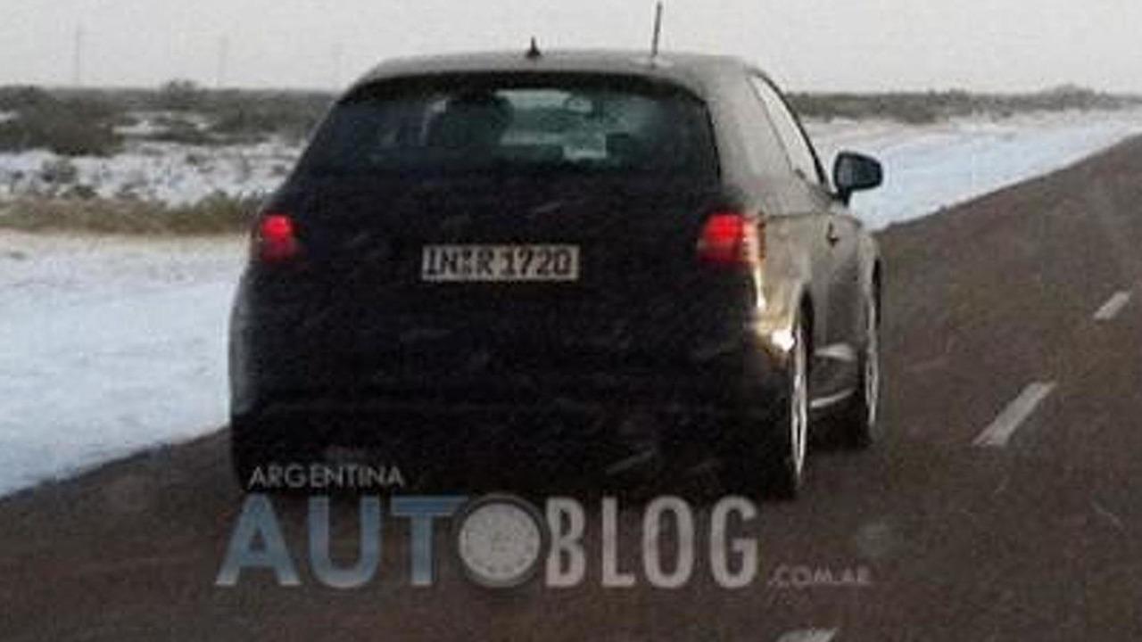 2013 Audi A3 hatchback - 5.8.2011