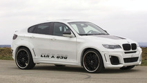 LUMMA Design CLR X 650 based on BMW X6