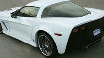 Specter Werkes Corvette GTR with Lingenfelter Twin-Turbo System Set for SEMA Debut