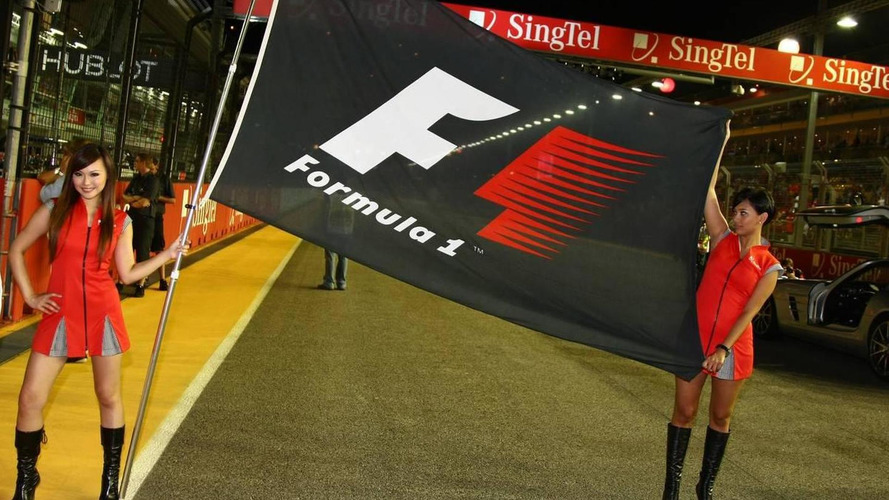 Singapore undecided over new F1 deal beyond 2012
