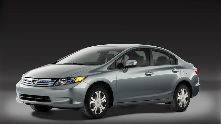 2012 Honda Civic revealed