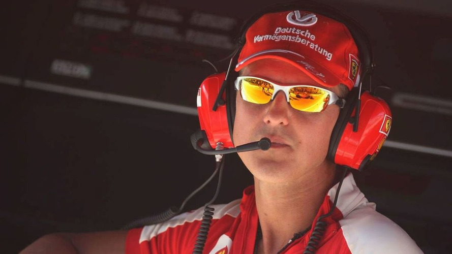 Michael Schumacher has extended his contract with Ferrari for three more years, the seven time world