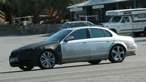 SPY PHOTOS: New Jaguar S-Type