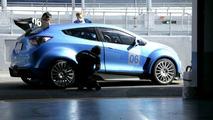 Chevrolet WTCC Ultra Concept Car at Estoril Racetrack