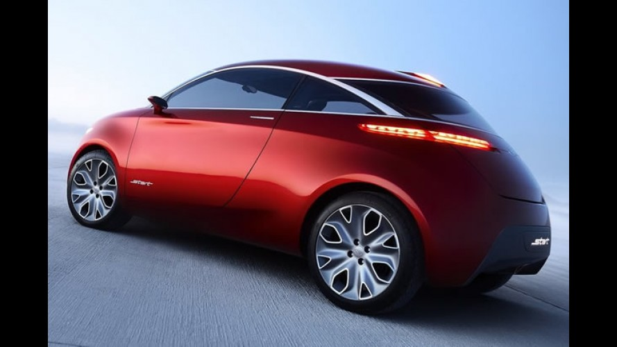 Confirmado: Ford Start Concept estará no Salão do Automóvel
