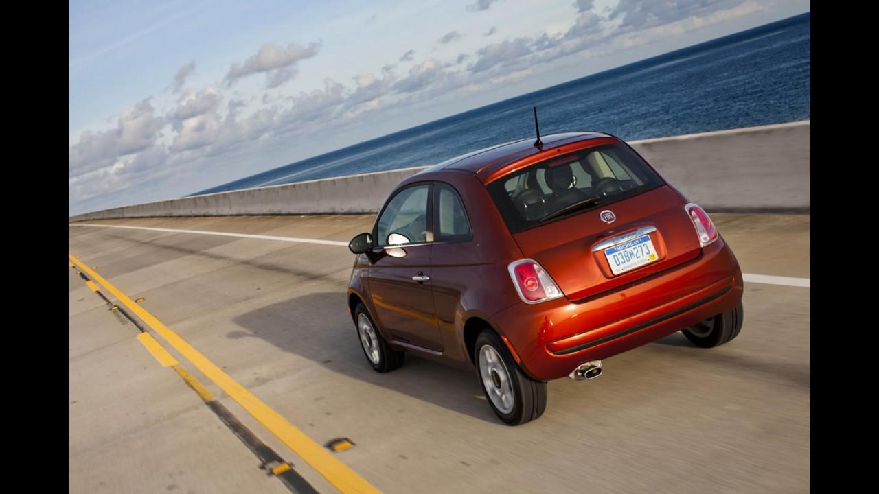 Segurança: Fiat Cinquecento conquista o Top Safety Pick 2011 nos Estados Unidos
