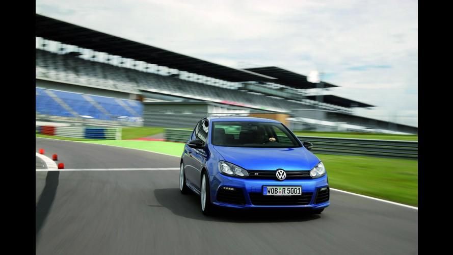 ÁUSTRIA, setembro: Domínio completo da VW