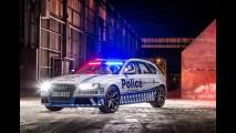 Viatura Audi RS4 de 450 cv quer aproximar comunidade da polícia - entenda