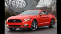Ford revela detalhes do Mustang 2015 - versão GT terá motor 5.0 V8 de 435 cv