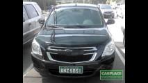 Chevrolet Cobalt: novo flagra revela detalhes da versão mais simples