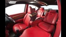 Nissan Versa ganha interior de Rolls-Royce nas mãos de preparadora