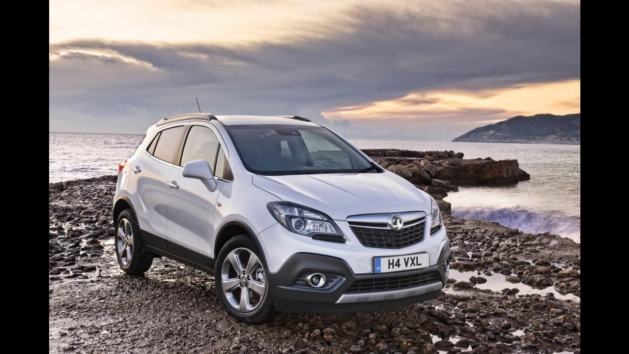Galeria: Opel divulga novas fotos do Mokka