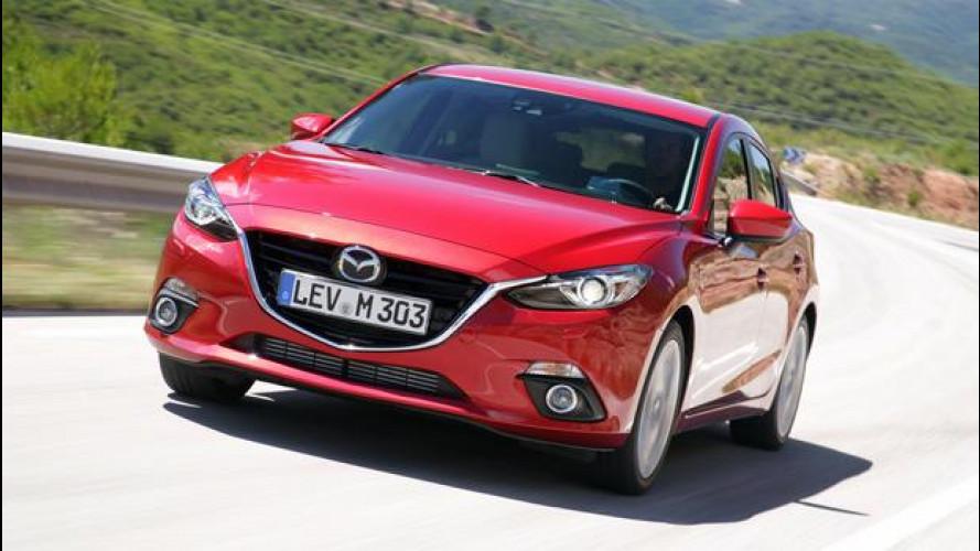 Nuova Mazda3: il classico che piace