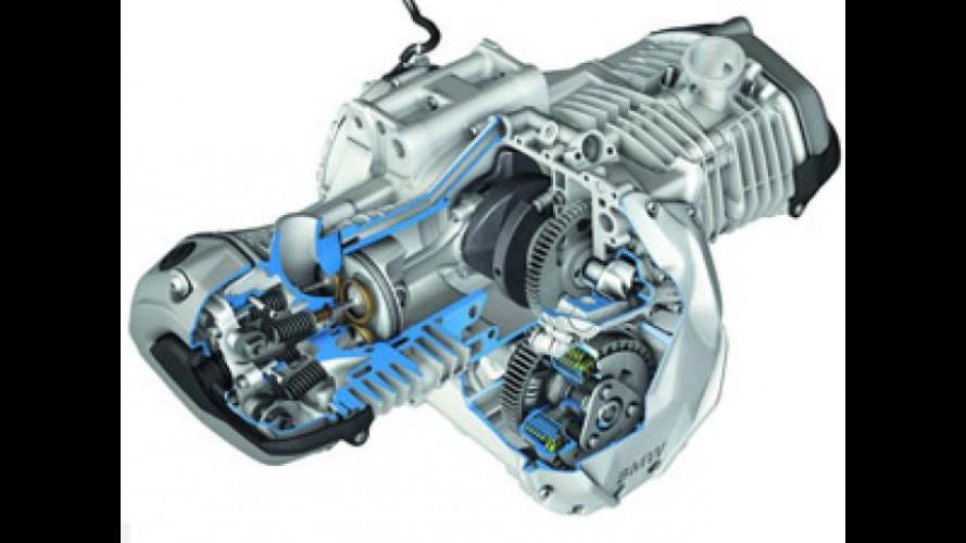 Motore Boxer BMW, addio raffreddamento ad aria