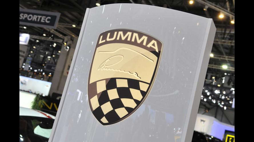 LUMMA Design al Salone di Ginevra 2012