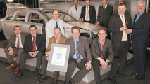 Award for Audi in lightweight body construction