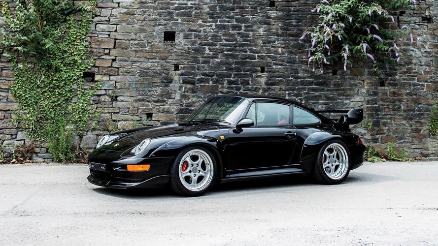 Un Porsche 911 GT2 de 1996, subastado por más de 845.000 euros