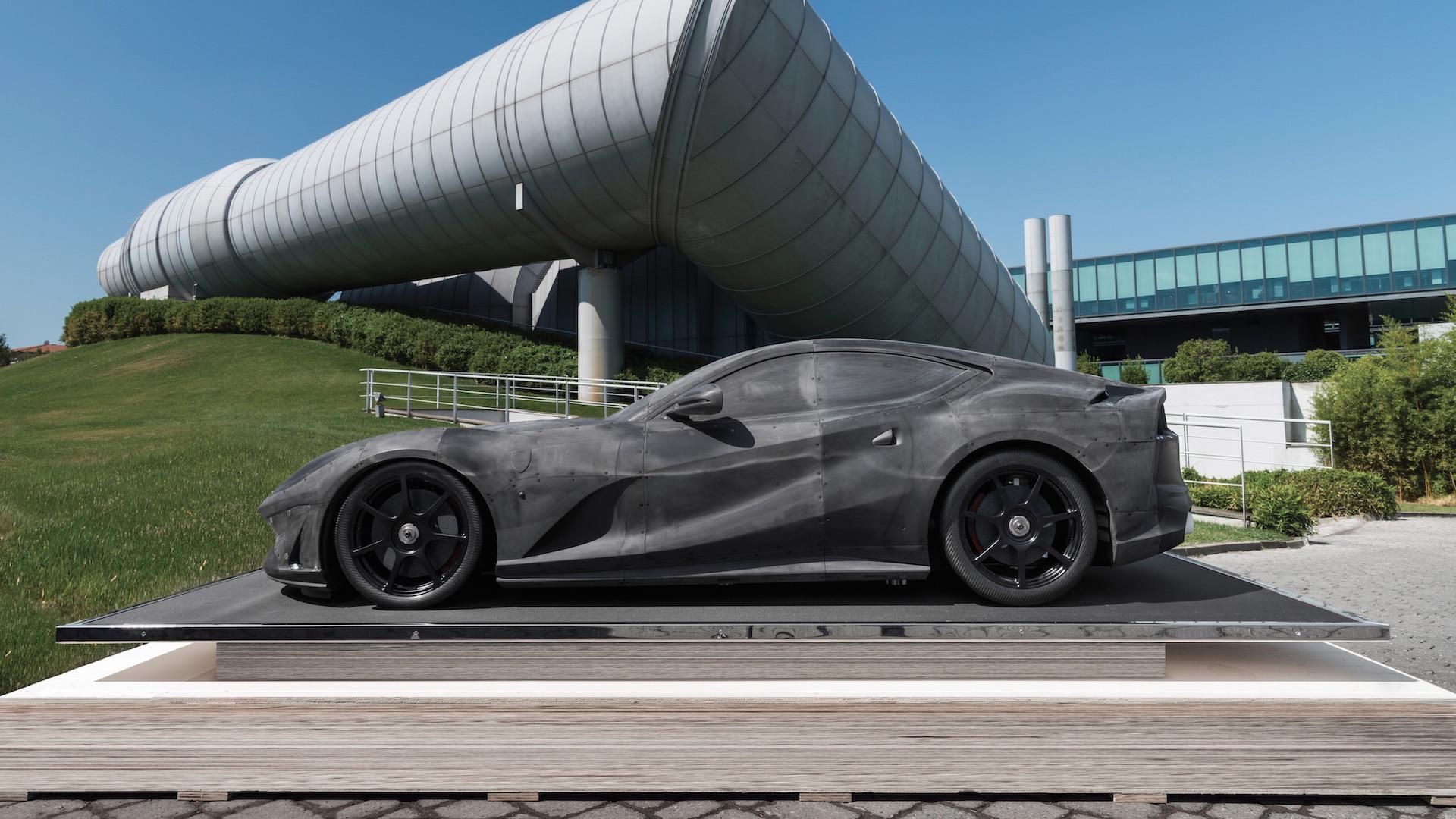 Ferrari 812 Superfast Price >> Ferrari 812 Superfast Wind Tunnel Model Could Be Worth $380K