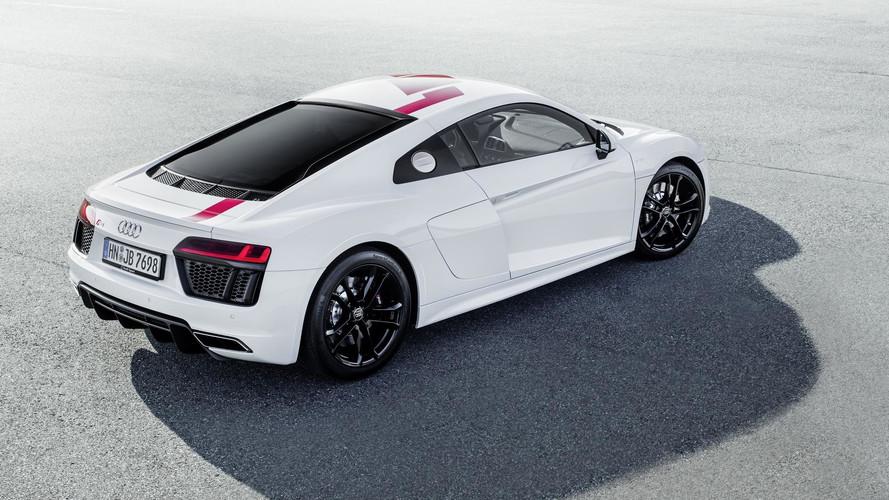 Audi R8 puristáknak: hátsókerekes V10 RWS