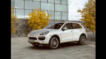 Nuova Porsche Cayenne S Hybrid
