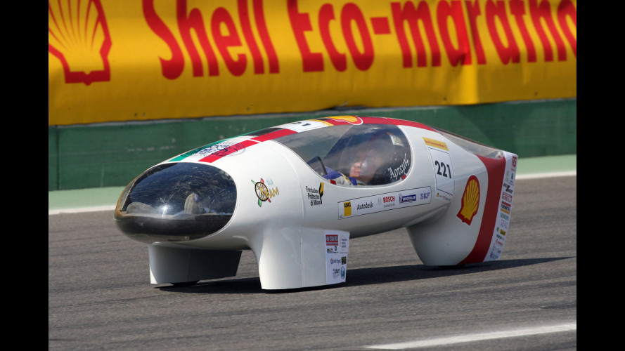 Shell Eco-marathon Americas: domani il via