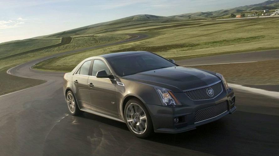 2009 Cadillac CTS-V Power Confirmation