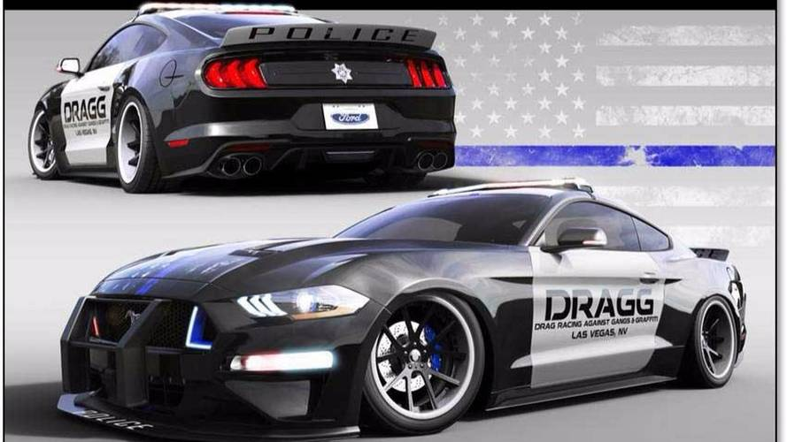 2018 Ford Mustang by DRAGG