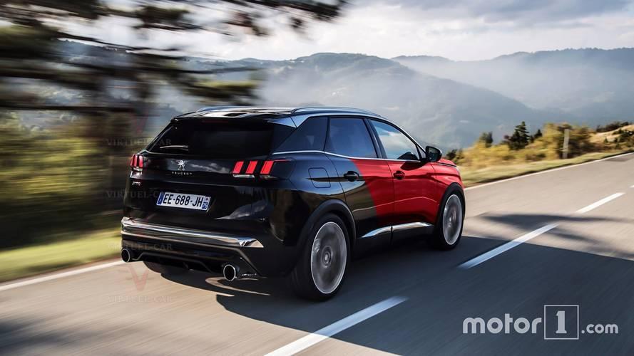 Peugeot da Coupe-SUV türünde bir araç üretecek