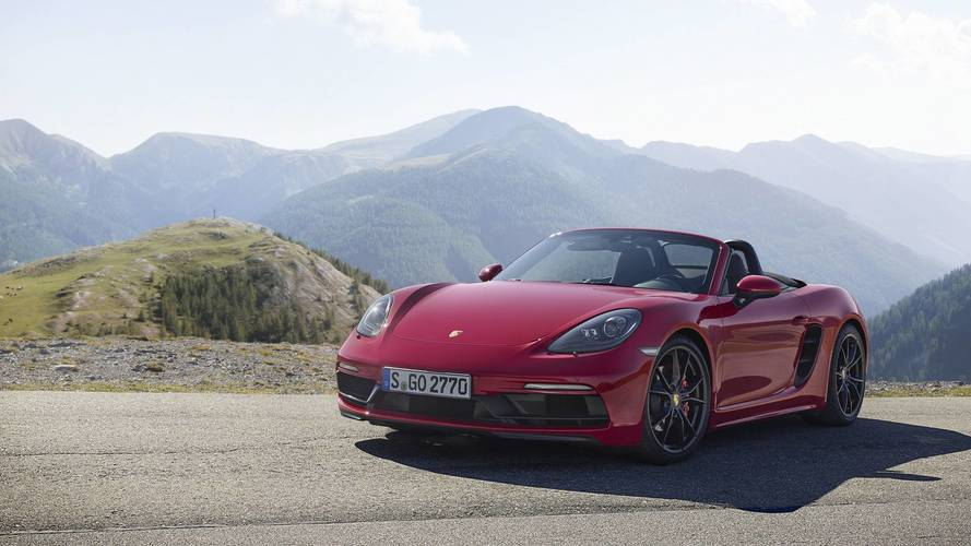 VIDÉO - Les Porsche 718 Cayman et 718 Boxster GTS en action en Sicile