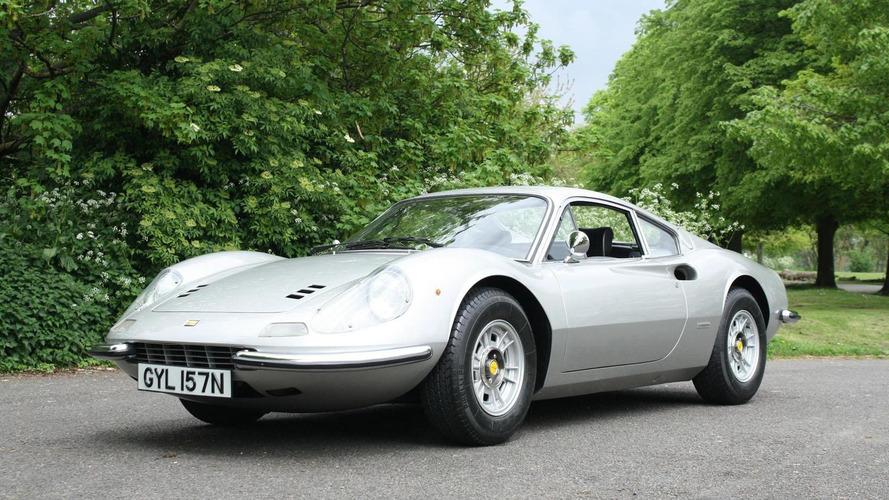 Ferrari exec confirms new GT model, is it the Dino?