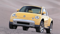 Volkswagen revises Beetle Dune Concept for 2014 NAIAS