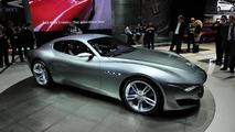 Maserati Alfieri 2+2 konsepti lansmanı, Cenevre