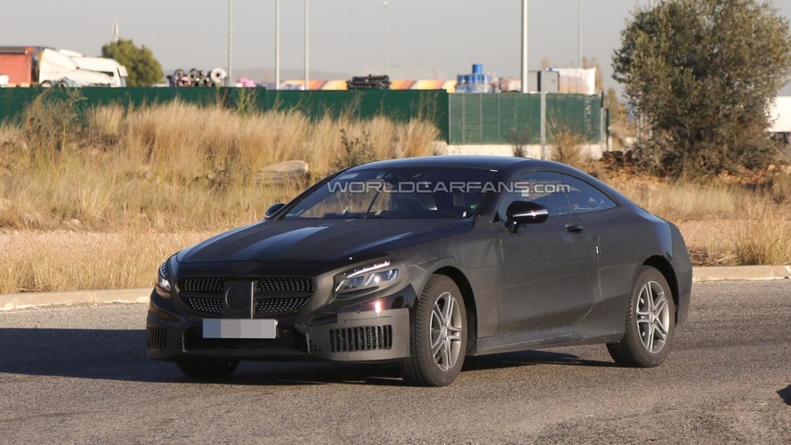 Details emerge about Mercedes-Benz S-Class Coupe, coming to Geneva with S65 AMG version - report