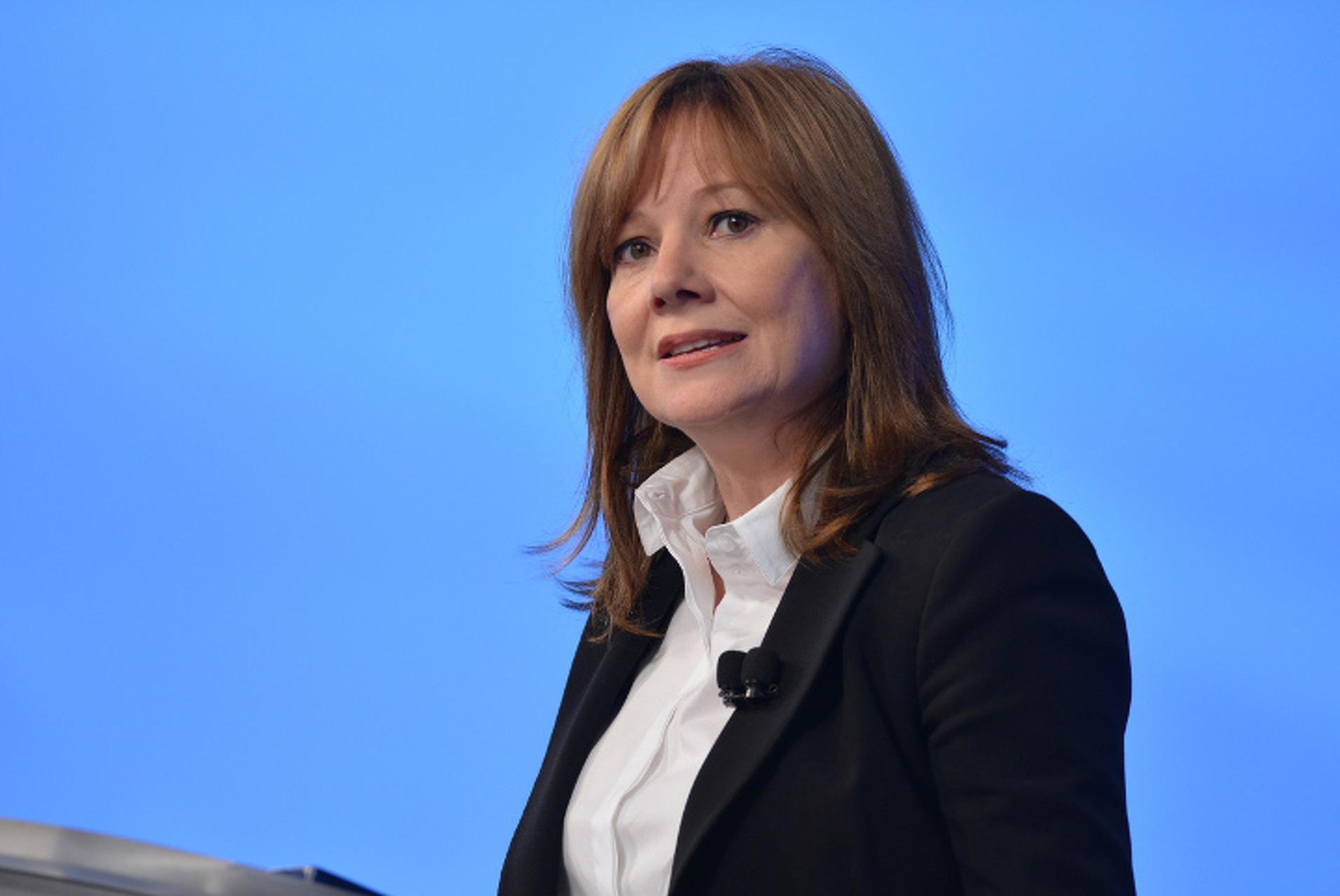 Mary Barra Named Chairman of General Motors' Board of Directors