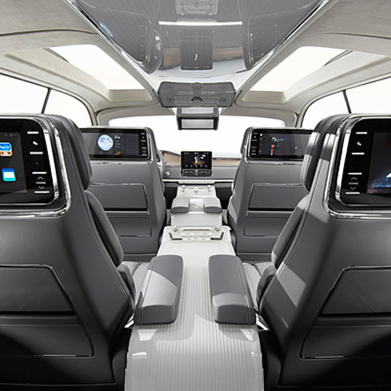Lincoln 2016 Navigator Concept