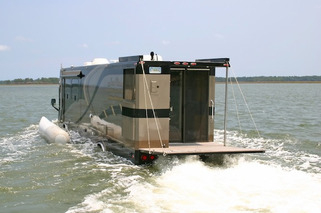 CAMI Terra Wind is the Go Anywhere, Do Anything Amphibious RV
